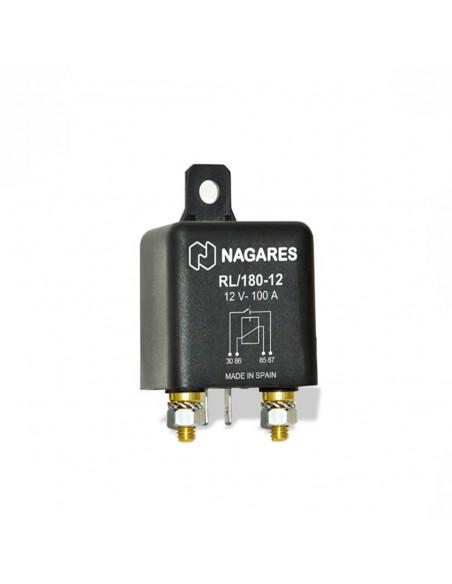 rele nagares rl180-12 bateria