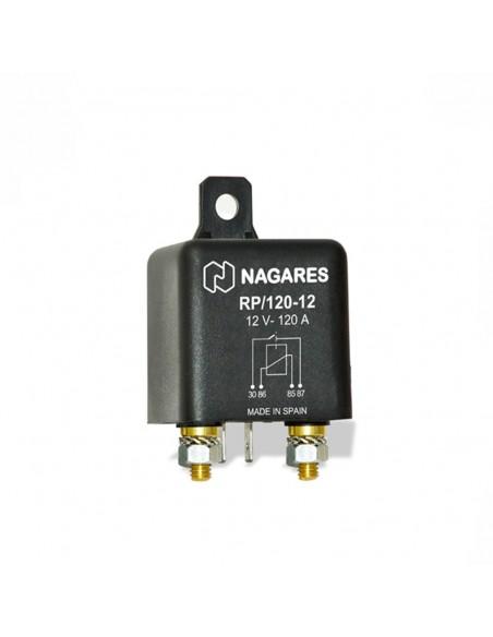 rele nagares rp120-12 bateria